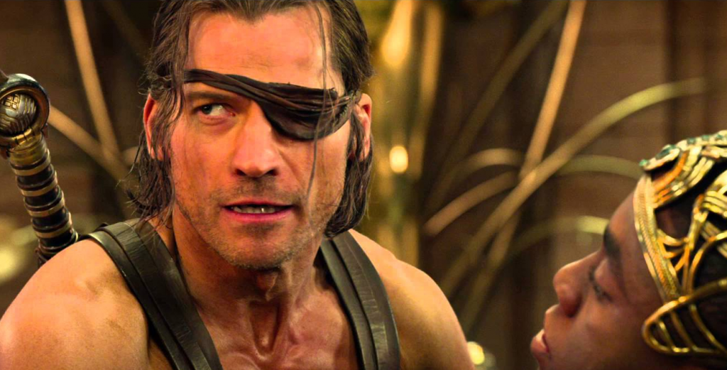 Gods of Egypt - Nikolaj Coster-Waldau