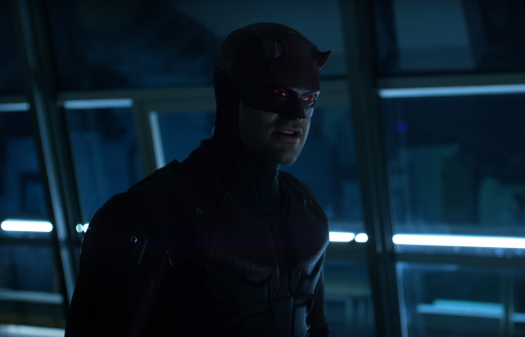 Daredevil Season 2 Trailer - Netflix