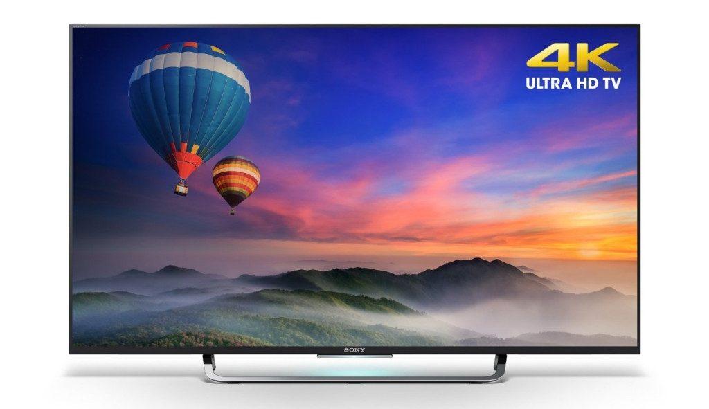 Sony Bravia 4K TV