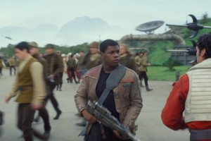 'Star Wars' Signals: John Boyega Hints at Finn/Poe Romance