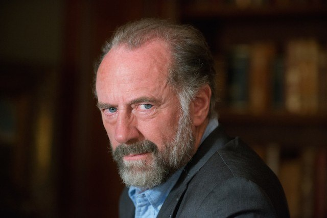 Gregory (Xander Berkeley) in a scene from 'The Walking Dead'