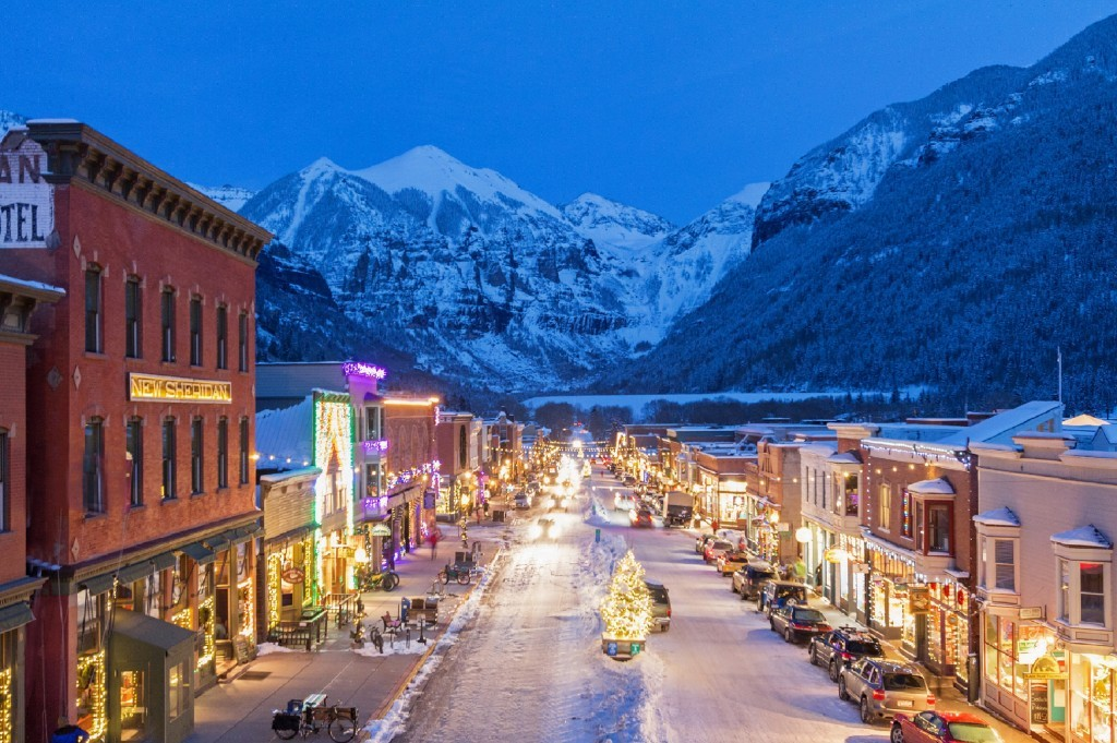 The Ultimate Ski Vacation Telluride
