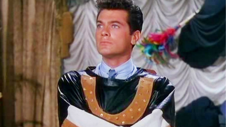 Tony Curtis in Houdini