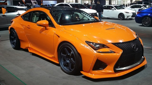 Widebody RC-F