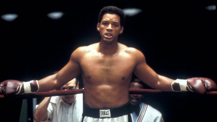 Will Smith in Ali
