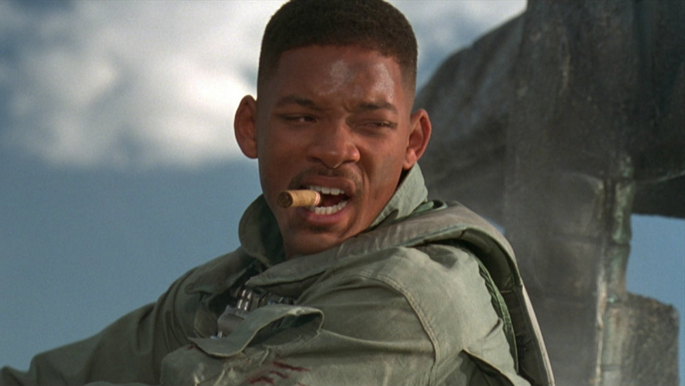 Will Smith in Independence Day