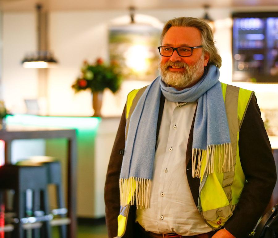 Willem van Waesberghe, Heineken brew master