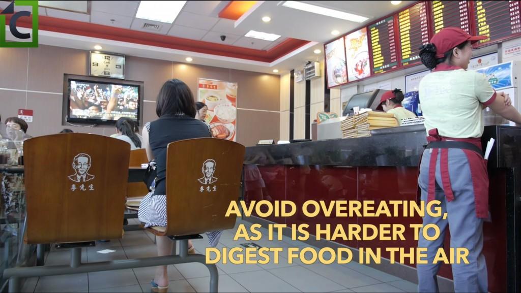 avoid overating