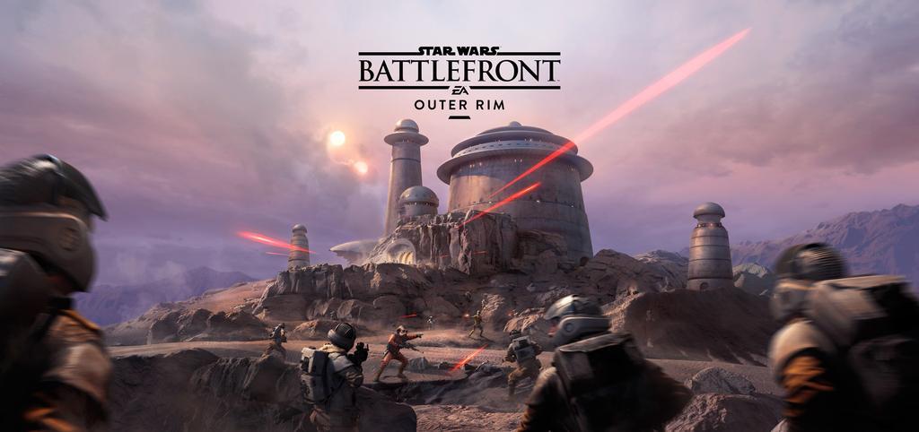 Star Wars Battlefront: Outer Rim Expansion