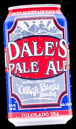 Oskar Blues Dale's Pale Ale