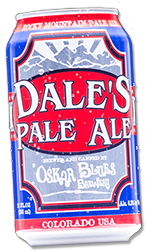 Oskar Blues Dale's Pale Ale