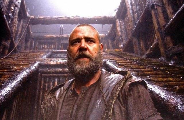 Russell Crowe stars in 'Noah'