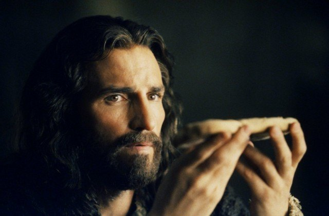 Jim Caviezel as Jesus in 'The Passion of the Christ'