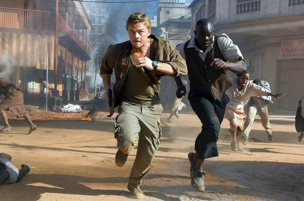 Blood Diamond - Leonardo DiCaprio