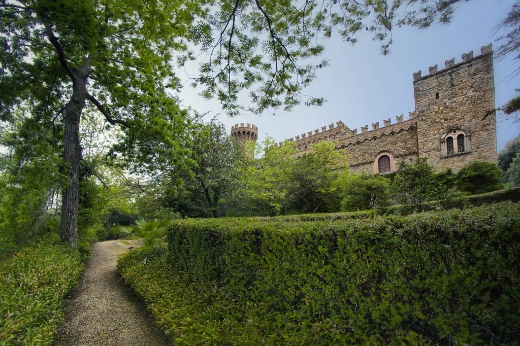 borgia castle tuscany
