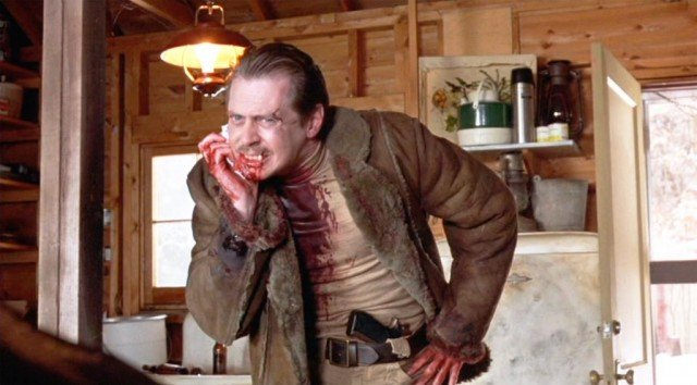 Steve Buscemi as Carl Showalter in 'Fargo'