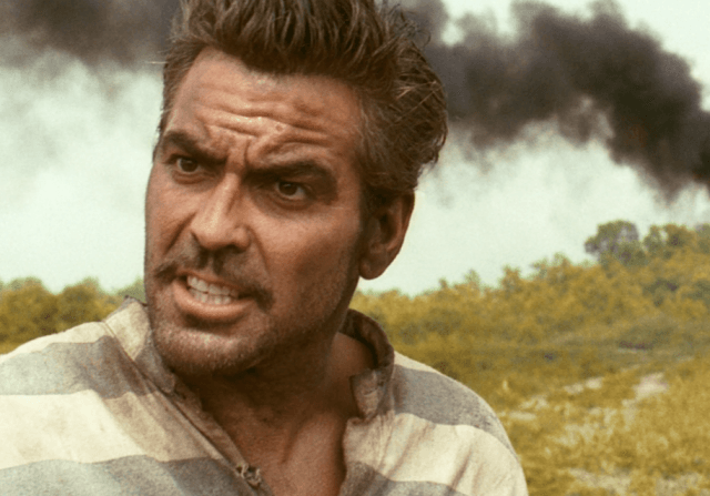 George Clooney as Ulysses McGill in 'O Brother, Where Art Thou?'