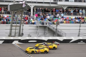 Chevy Prevailed, Ford Is Assailed at the Daytona Rolex 24