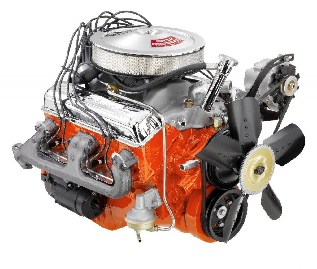 All Chevy chevy 2.2 engine : 10 of Chevrolet's Greatest Racing Engines Throughout History