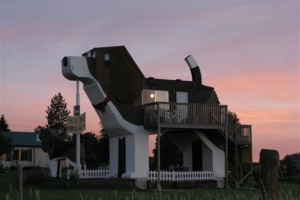 5 Strangest Bed and Breakfasts in the US
