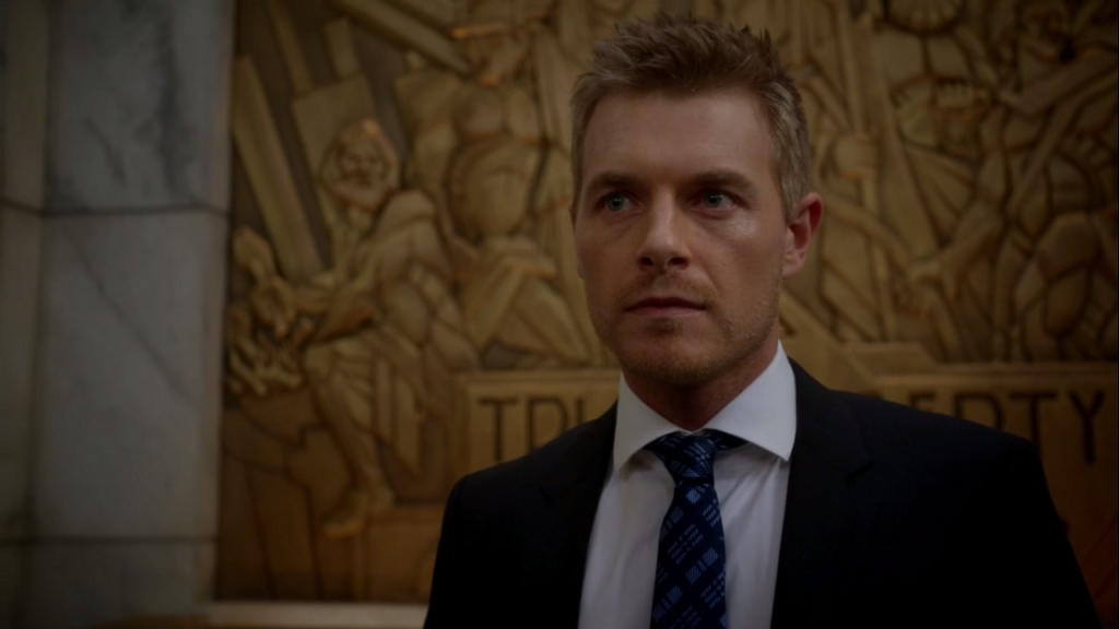 Eddie Thawne, Rick Cosnett - The Flash