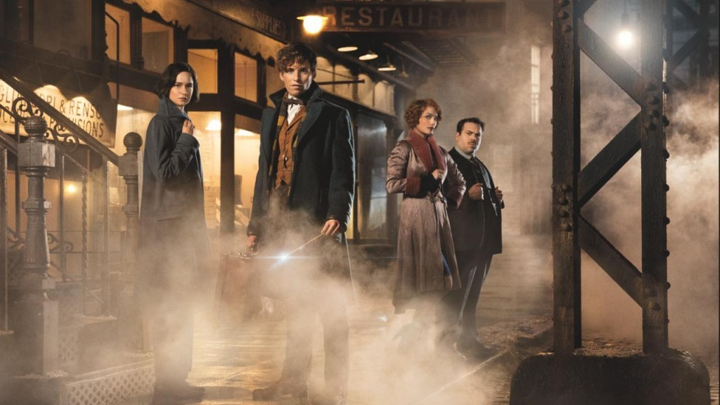 Fantastic Beasts and Where to Find Them - Harry Potter