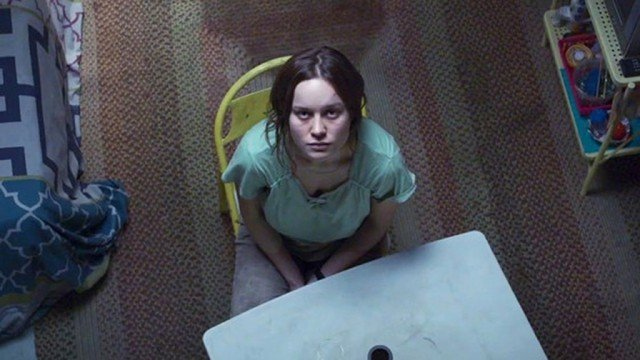 Brie Larson stars as Ma in the Oscar-nominated film 'Room'