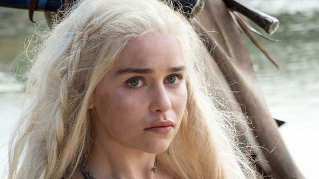 Daenerys Targaryen (Emilia Clarke) in 'Game of Thrones'