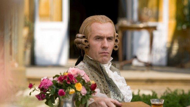 Stephen Dillane as Thomas Jefferson in the HBO miniseries 'John Adams'