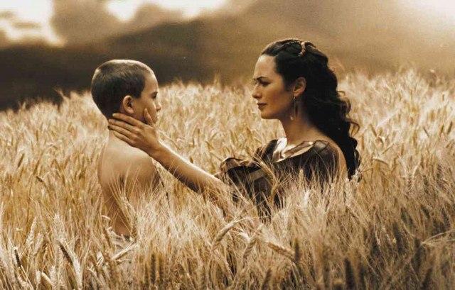 Lena Headey as Queen Gorgo in 'The 300'