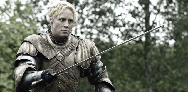 Gwendoline Christie is just one of several Game of Thrones actors that appeared in the newest Star Wars film.