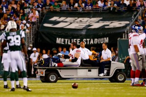 NFL: Geoff Schwartz Talks About Injury and Recovery
