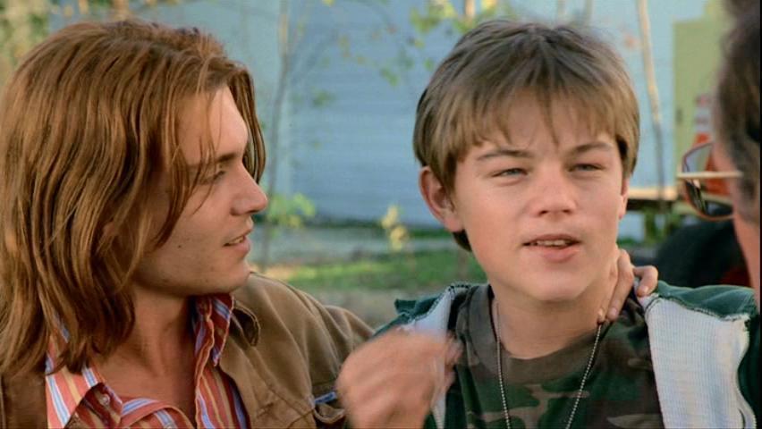 What's Eating Gilbert Grape - Leonardo DiCaprio and Johnny Depp