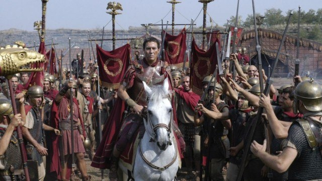 HBO's historical epic drama, 'Rome'