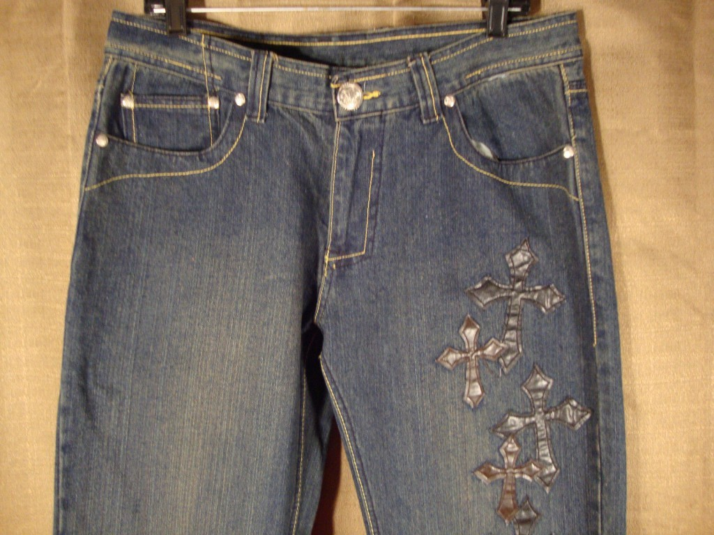 embellished jeans are one of the worst style mistakes you can make