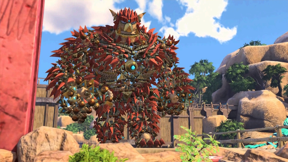 A screenshot from 'Knack'
