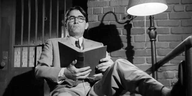 Atticus Finch (Gregory Peck)