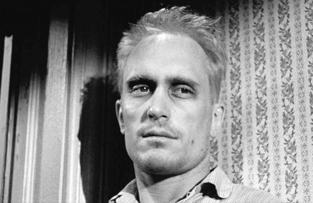 Boo Radley (Robert Duvall) in 'To Kill a Mockingbird'