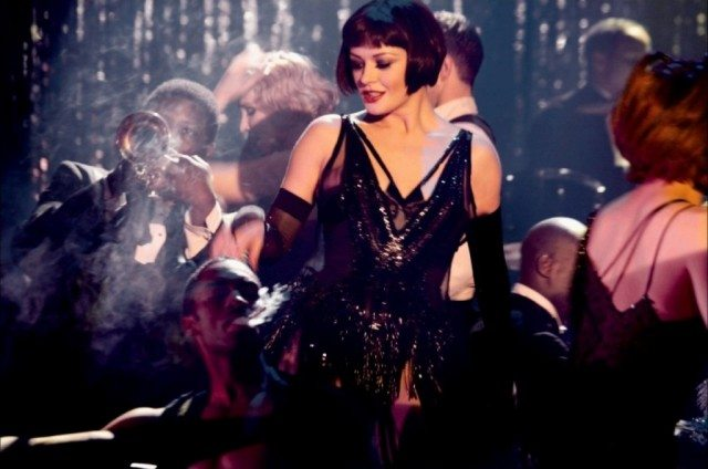 A sultry number from the hit musical 'Chicago'