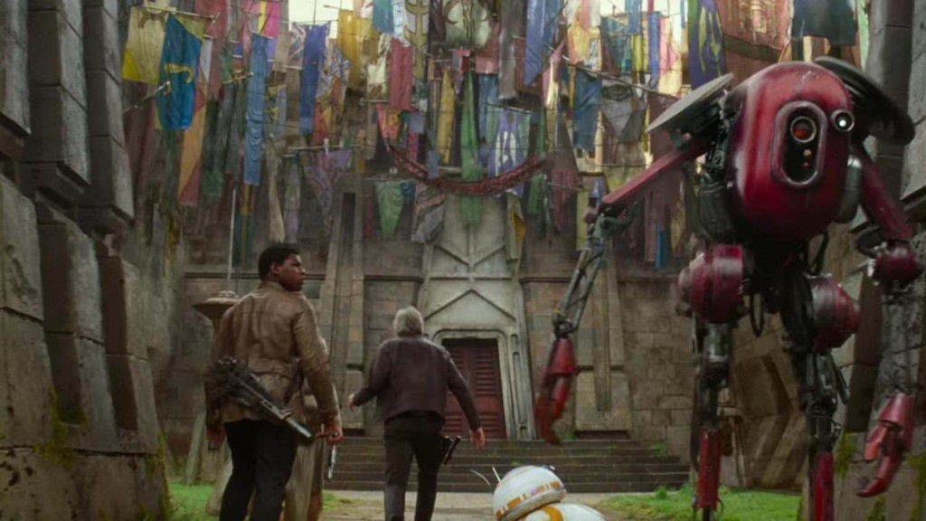 Star Wars: The Force Awakens - Maz Kanata's Castle