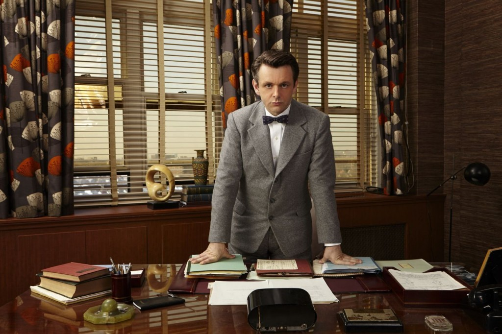 Michael Sheen - Masters of Sex, Showtime