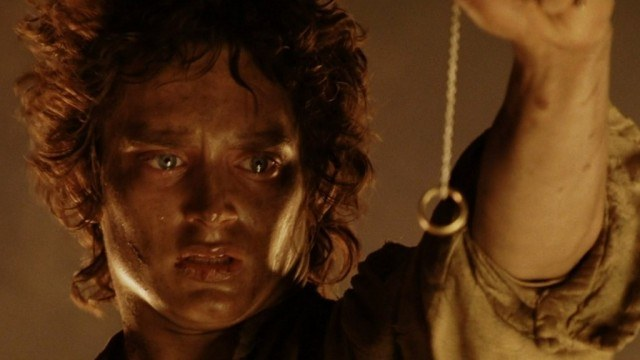 Elijah Wood as Frodo Baggins in 'Lord of the Rings: The Return of the King'