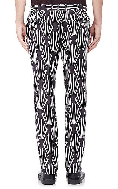 motif pants