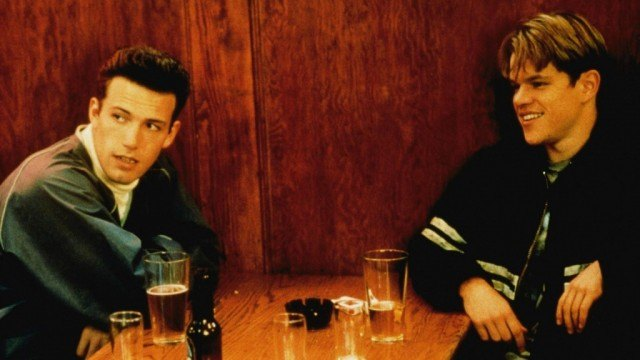 Ben Affleck and Matt Damon wrote and starred in the Oscar-winning movie 'Good Will Hunting'