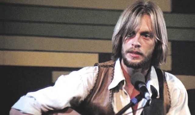 Keith Carradine in a scene from Robert Altman's Oscar-winning film, 'Nashville'