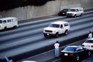 O.J. Simpson and the Sad Last Years of the Ford Bronco