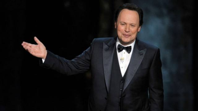 Billy Crystal has hosted the Academy Awards nine times.