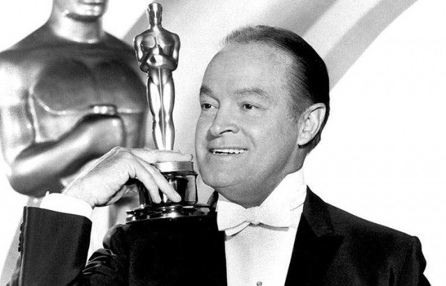 Bob Hope hosted the Academy Awards a record-breaking 19 times.