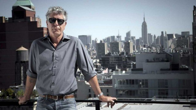 Anthony Bourdain in 'Parts Unknown'