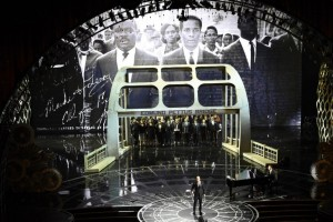 Oscars: 6 'Best Original Song' Performances We'll Never Forget